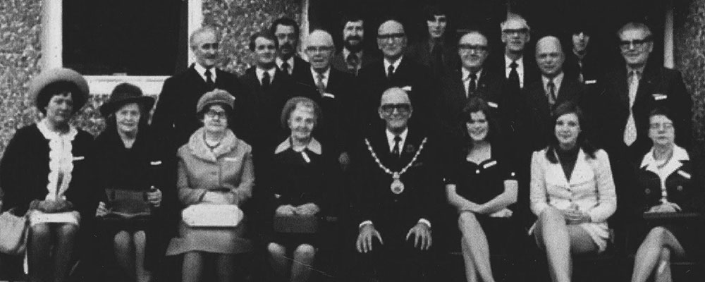 The 1st Committee 1973