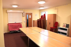Meeting room, available for hire